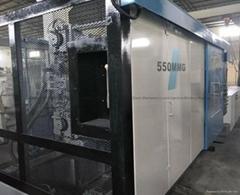 Mitsubishi 550MMG used Injection Molding Machine