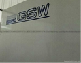 東芝IS550GSW (加大模板) used Injection Molding Machine