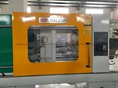 Super Master  SM250 used injection molding machine