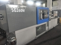 Sumitomo SG260M(high speed) used Injection Molding Machine