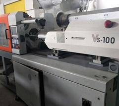台中精机100吨VS-100二手注塑机