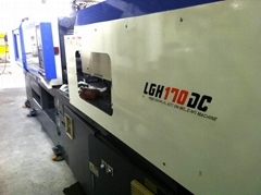 LG 170t Two Color used Injection Molding Machine
