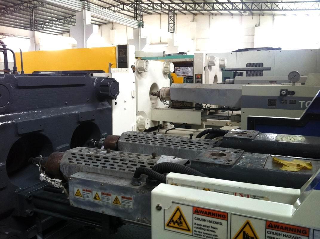 韓國LG170噸二手雙色注塑機 5
