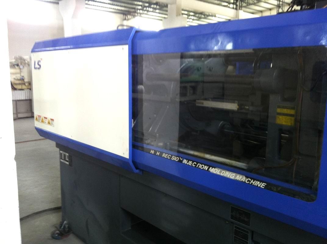 韓國LG170噸二手雙色注塑機 7