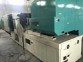 Niigata 280t All-Electric used Injection Molding Machine