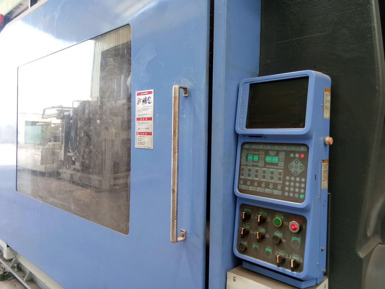 JSW1300t (J1300EIII) used Injection Molding Machine 9