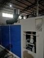 75mm Two Color  blow molding machine (view line)