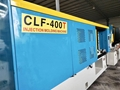 Chuan Lih Fa CLF-400T used Injection Molding Machine