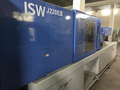JSW220 (J220EIII) used Injection Molding Machine