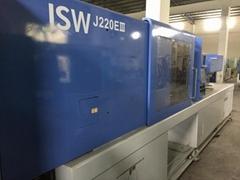 JSWJ220EIII  日鋼二手注塑機