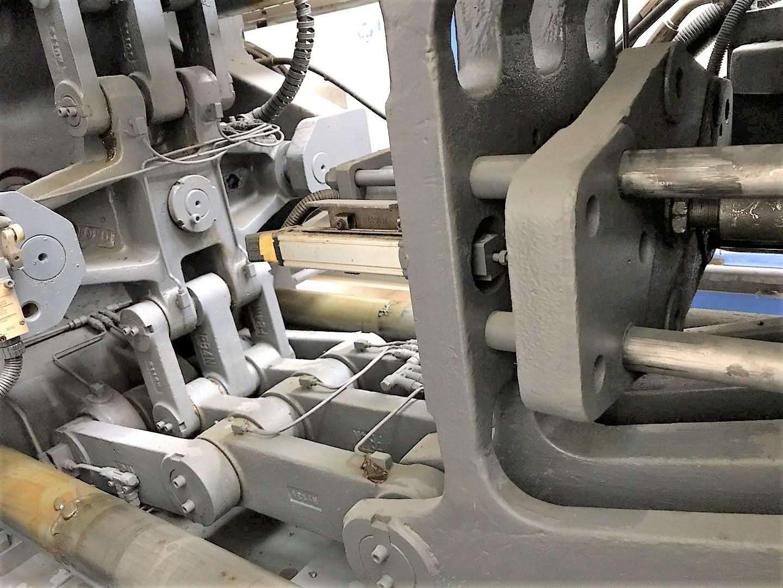 海天200噸SA200二手注塑機 6