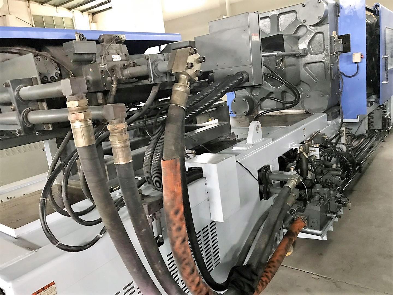 日鋼JSW450噸J450EIII二手注塑機 2