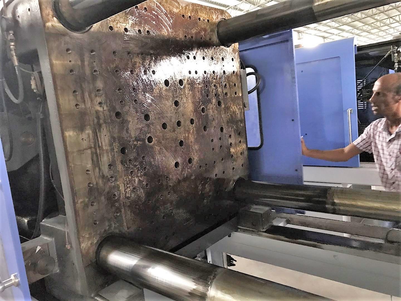 日鋼JSW450噸J450EIII二手注塑機 5