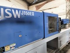 日钢150吨 J150EIII二手注塑机