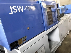 JSW100t (J100EIII) used Injection Molding Machine