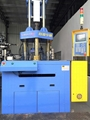 Kinki 120t used Vertical Injection Molding Machine (servo and rotary table)