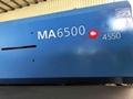 海天650噸帶伺服二手注塑機