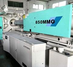 三菱850噸850MMG二手注塑機