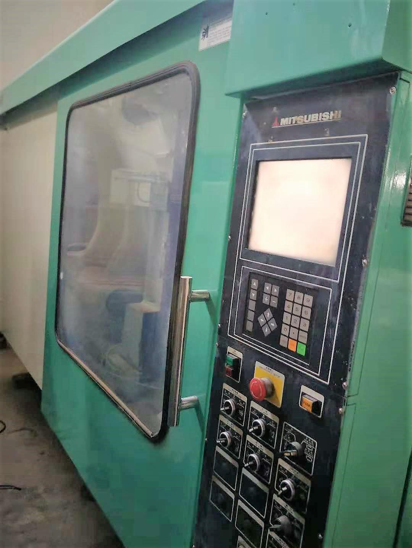 三菱550噸550MMG二手注塑機 2