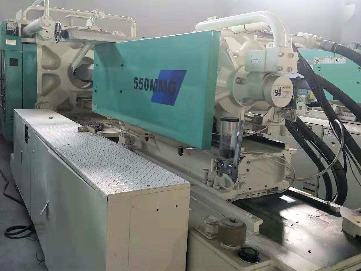 三菱550噸550MMG二手注塑機 1
