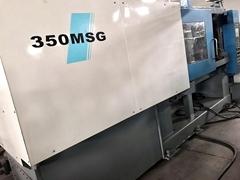 Japan Mitsubishi 350t (350MSG) used Injection Molding Machine