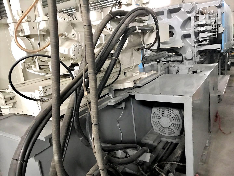 日本三菱350噸350MSG二手注塑機 7