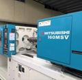 Mitsubishi 160t  (160MSV) used Injection Molding Machine