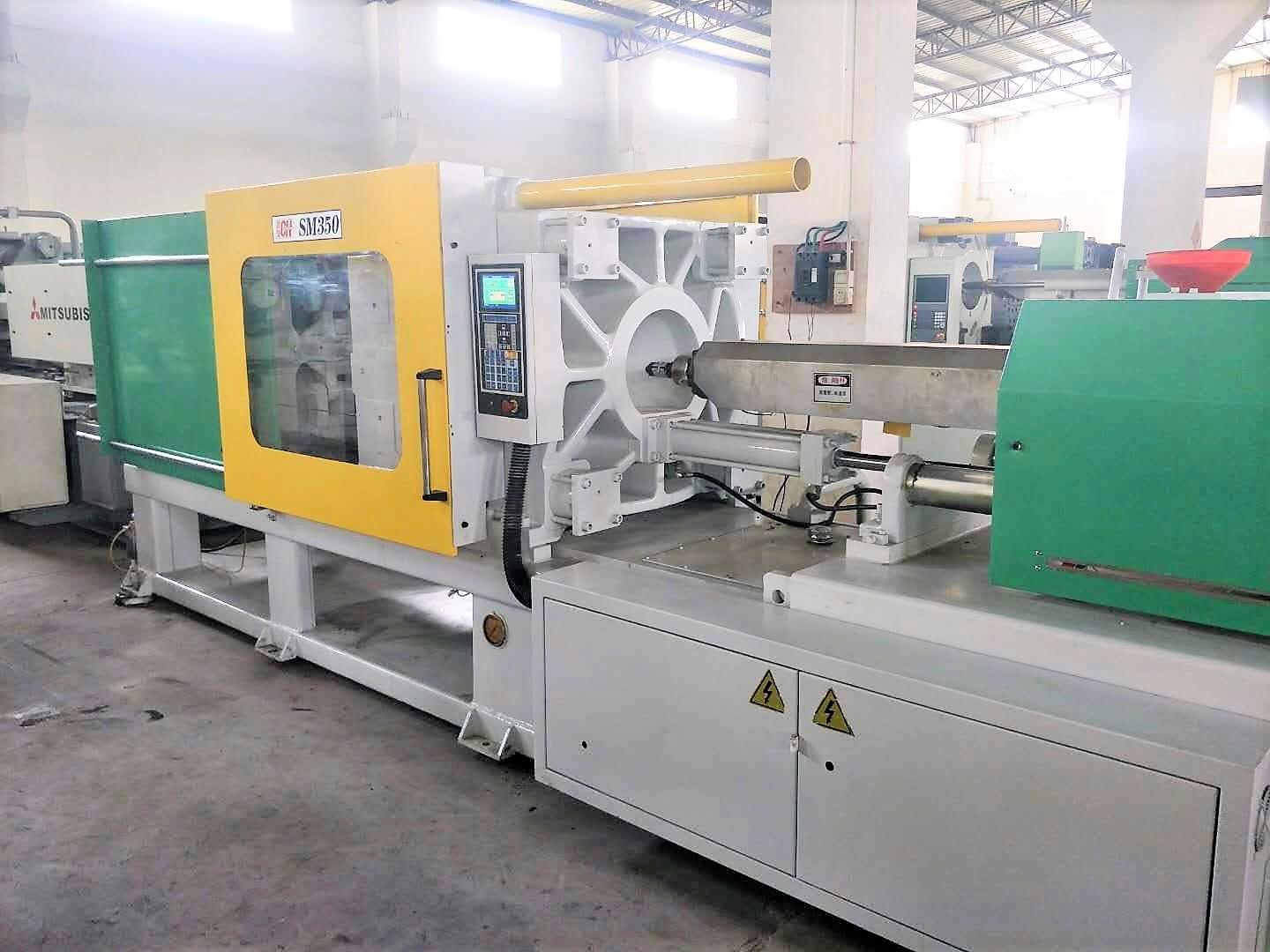 Chen Hsong SuperMaster SM350 used Injection Molding Machine