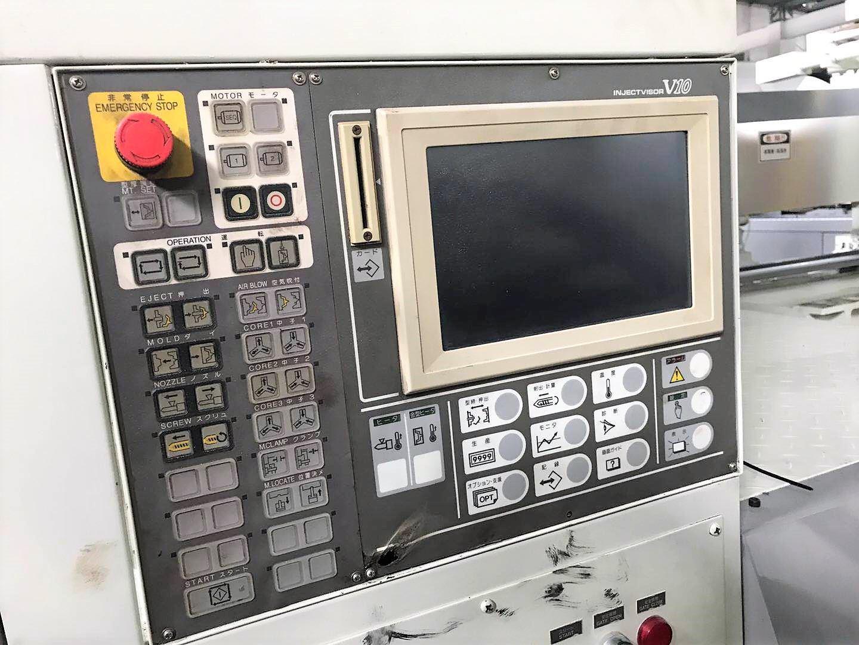 東芝1300噸 (IS1300DF) 二手注塑機 7