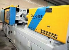 CLF-300(伺服) 全立發二手注塑機