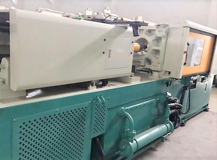 CLF-180TX 高精密全立發二手注塑機 4