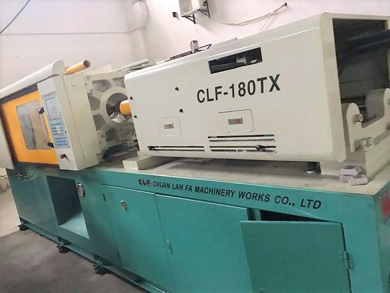CLF-180TX 高精密全立發二手注塑機 7