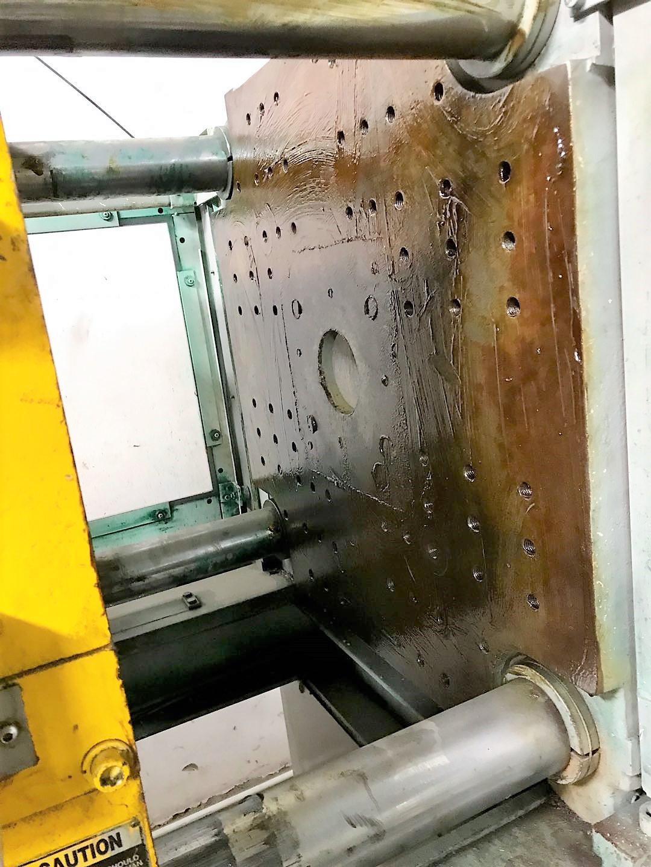 東芝170噸 IS170GN二手注塑機 3