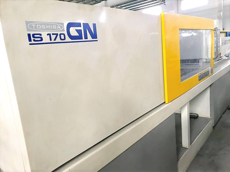 東芝170噸 IS170GN二手注塑機 2