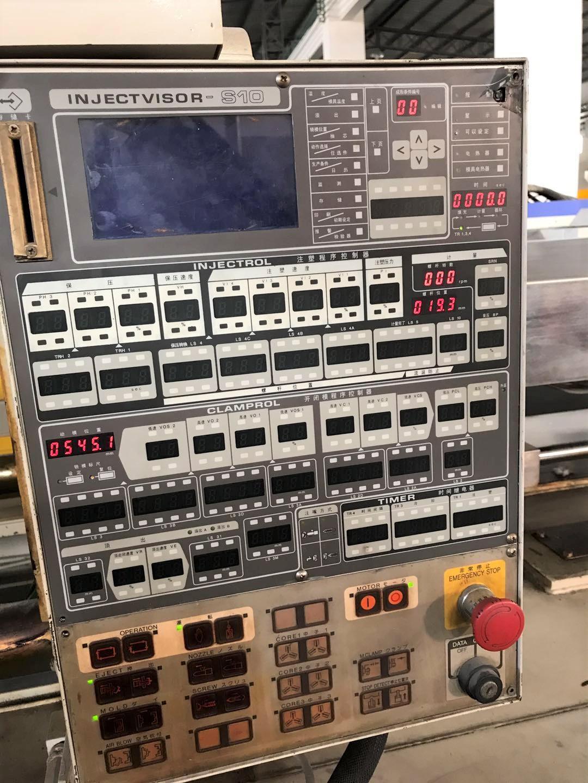 東芝130噸 IS130GN二手注塑機 3