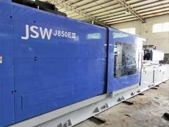 日鋼850噸J850EIII二手注塑機