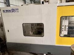 東芝1600噸IS1600DFW加大模板 二手注塑機