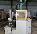 Taiwan Ultitech 55t (rotary table) Used Vertical Injection Molding Machine