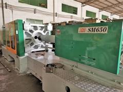 震雄650噸SM650二手注塑機