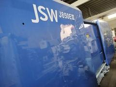 日本JSW850日鋼850噸二手注塑機