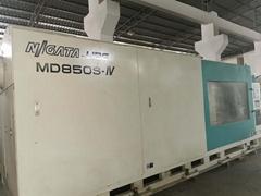 日本新瀉850噸全電動二手注塑機