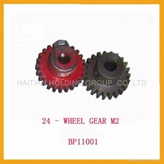 24-  Wheel Gear M2