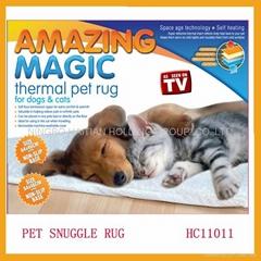 Pet Snuggle Rug