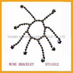 Wine Bracelet