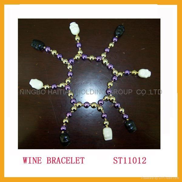 Wine Bracelet 2