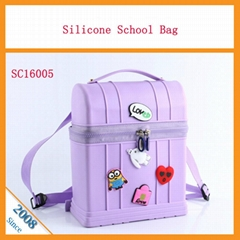 Silicone School Bag (Hot Product - 1*)