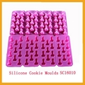 Silicone Cookie Moulds