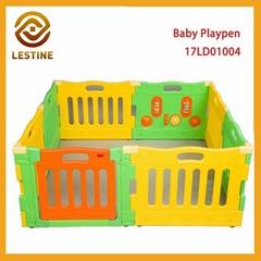 Baby Playpen Kids 8 Panel Safety Play Center Yard Home Indoor Outdoor New Pen