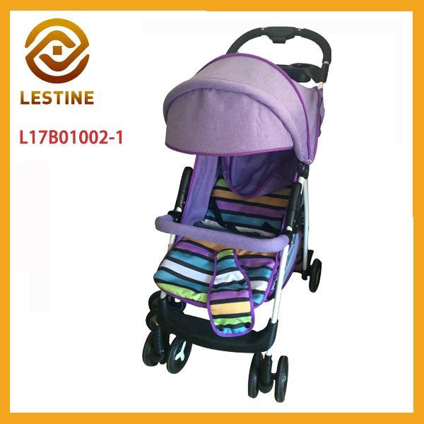 Summer Infant 3Dlite Convenience Stroller 3