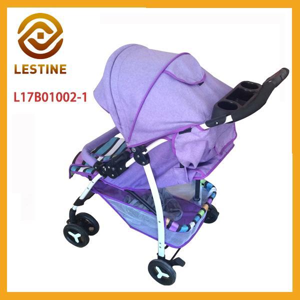 Summer Infant 3Dlite Convenience Stroller 4